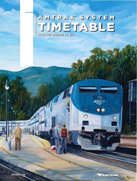Amtrak TT