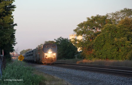 Amtrak at Painesville1-x