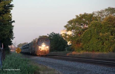 Amtrak at Painesville1-x