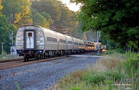Amtrak at Painesville4-x