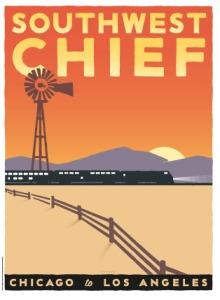 Amtrak Southwest Chief 2