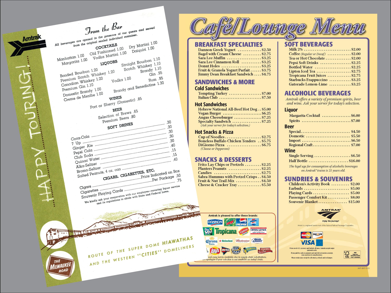 Leavenworth Cafe Breakfast Menu