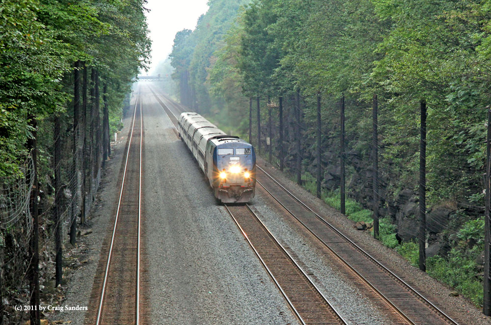 Pennsylvanian   Amtrak in the Heartland